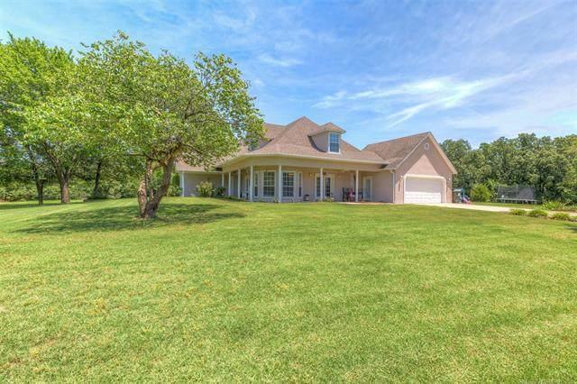 6339 S 103rd West Avenue, Sapulpa, OK 74066 (MLS #2118996) :: Active Real Estate