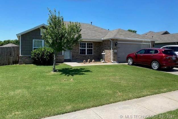 1156 Panther Lane, Sapulpa, OK 74066 (MLS #2119014) :: Active Real Estate