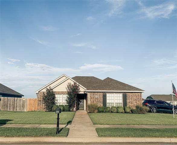 4129 S 181st East Avenue, Tulsa, OK 74134 (MLS #2119029) :: Owasso Homes and Lifestyle