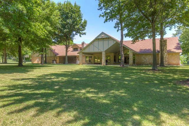 820 N Lynn Lane Road, Catoosa, OK 74015 (MLS #2119032) :: 918HomeTeam - KW Realty Preferred