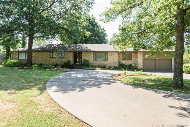 3605 S Florence Place, Tulsa, OK 74105 (MLS #2119035) :: Active Real Estate