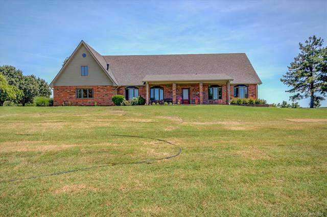 201 County Road 3006, Bartlesville, OK 74003 (MLS #2119036) :: Active Real Estate