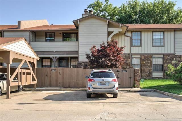 6355 S 80th East Avenue 2E, Tulsa, OK 74133 (MLS #2119043) :: 918HomeTeam - KW Realty Preferred