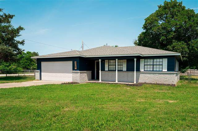 17407 S 89th Avenue E, Bixby, OK 74008 (MLS #2119045) :: Hopper Group at RE/MAX Results