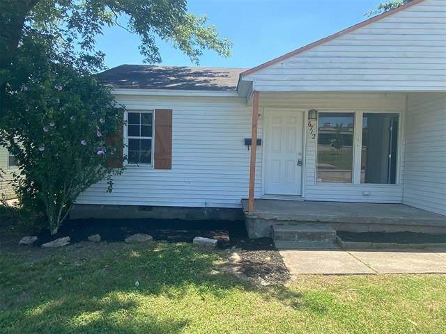 6712 E King Street, Tulsa, OK 74115 (MLS #2119046) :: Owasso Homes and Lifestyle