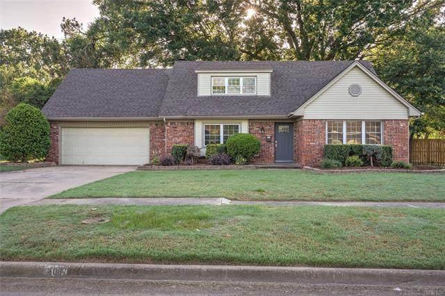 408 Rodman Circle, Muskogee, OK 74403 (MLS #2119084) :: Active Real Estate