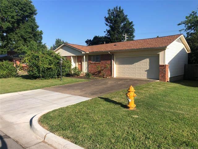 6604 E 28th Street, Tulsa, OK 74129 (MLS #2119094) :: Owasso Homes and Lifestyle