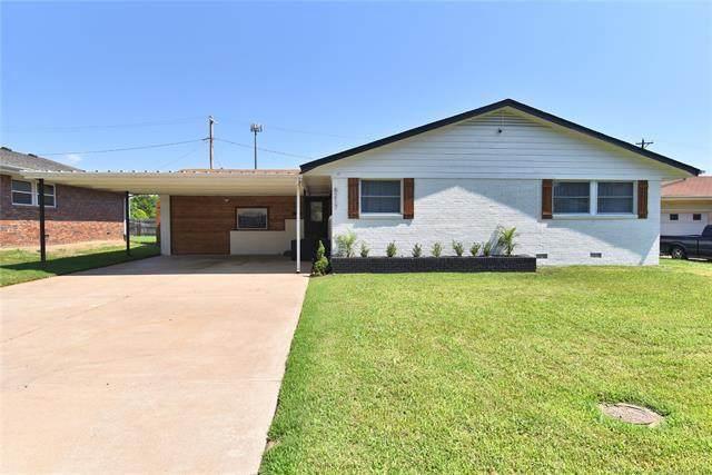 6217 E 24th Street, Tulsa, OK 74114 (MLS #2119095) :: Owasso Homes and Lifestyle