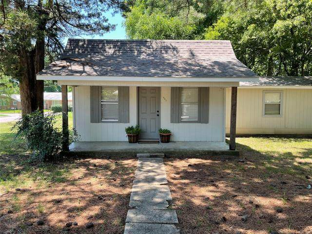 401 N 19th, Durant, OK 74701 (MLS #2119119) :: Active Real Estate