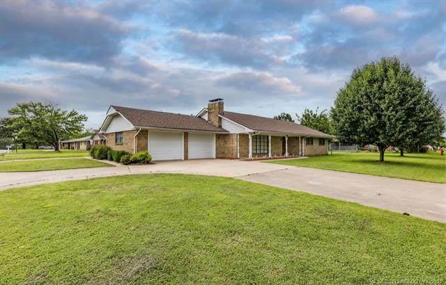 1824 N Washington Avenue, Durant, OK 74701 (MLS #2119120) :: Active Real Estate
