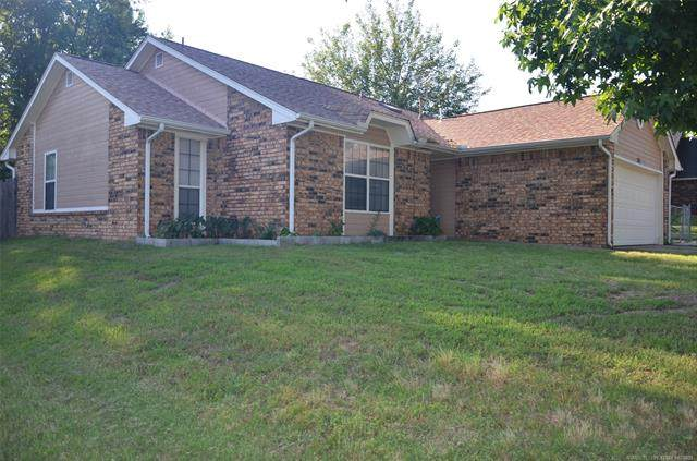 201 N Meigs Street, Fort Gibson, OK 74434 (MLS #2119128) :: Active Real Estate