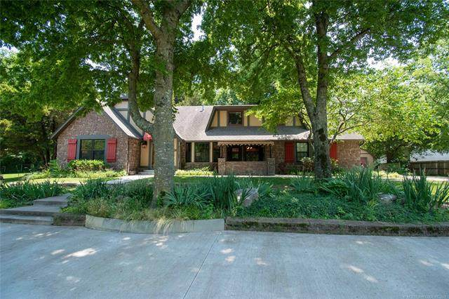 18232 E 90th Street North, Owasso, OK 74055 (MLS #2119143) :: Hopper Group at RE/MAX Results