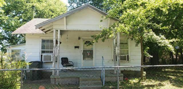 1605 W Moore Street, Henryetta, OK 74437 (MLS #2119144) :: Hopper Group at RE/MAX Results