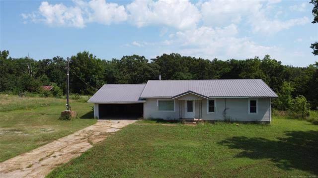 21584 E County Road 1175 Road, Keota, OK 74941 (MLS #2119150) :: Hopper Group at RE/MAX Results