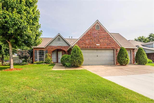 10307 S Delaware Place, Tulsa, OK 74137 (MLS #2119162) :: Active Real Estate