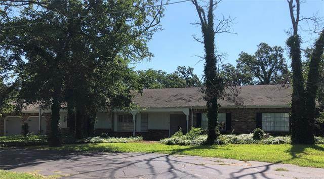 1724 Oak Hills Drive, Durant, OK 74701 (MLS #2119177) :: 580 Realty