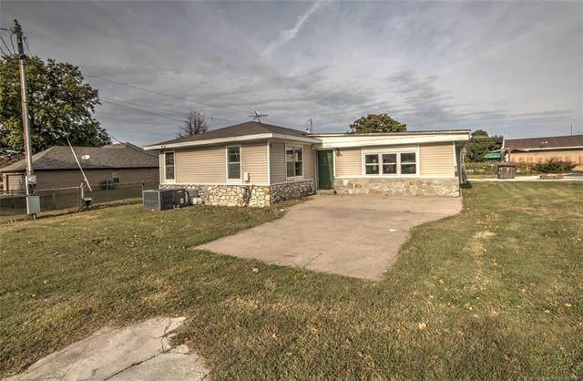 412 N 1st Street, Langley, OK 74350 (MLS #2119178) :: 580 Realty