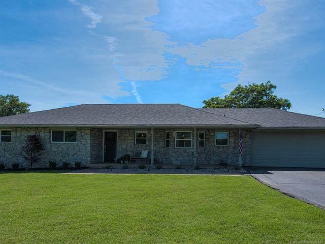 7302 S 33rd West Avenue, Tulsa, OK 74132 (MLS #2119185) :: Active Real Estate