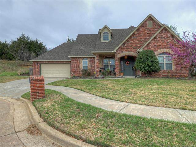12603 E 91st Street North, Owasso, OK 74055 (MLS #2119217) :: Hopper Group at RE/MAX Results