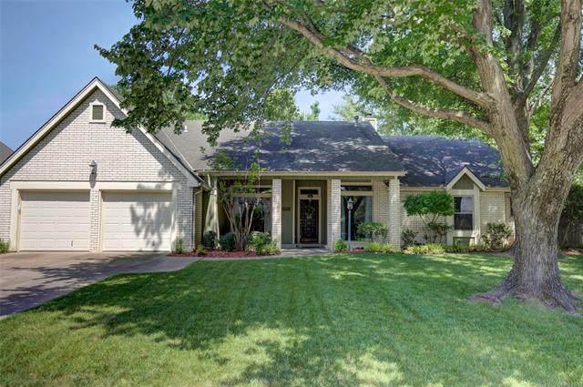 8731 S Delaware Place, Tulsa, OK 74137 (MLS #2119237) :: 918HomeTeam - KW Realty Preferred
