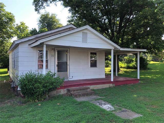 204 N Garrison Avenue, Fort Gibson, OK 74434 (MLS #2119274) :: 580 Realty