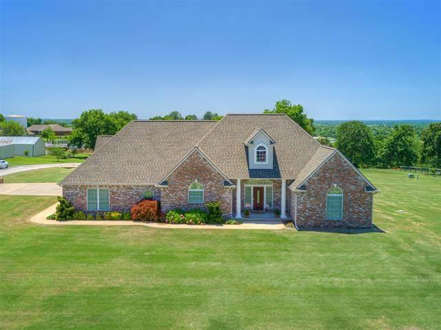 30740 Powers Lane, Inola, OK 74036 (MLS #2119295) :: Active Real Estate