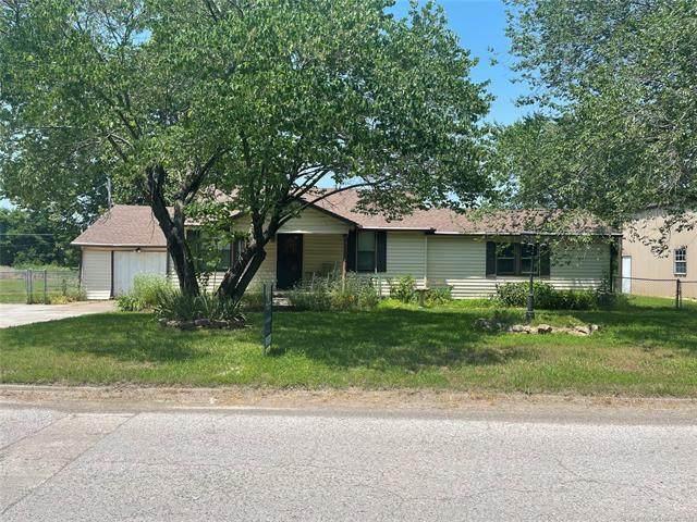 3914 Tahlequah Street, Muskogee, OK 74401 (MLS #2119303) :: 580 Realty
