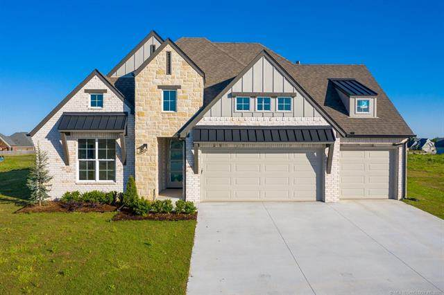 5325 E 124th Street S, Bixby, OK 74008 (MLS #2119320) :: Hopper Group at RE/MAX Results