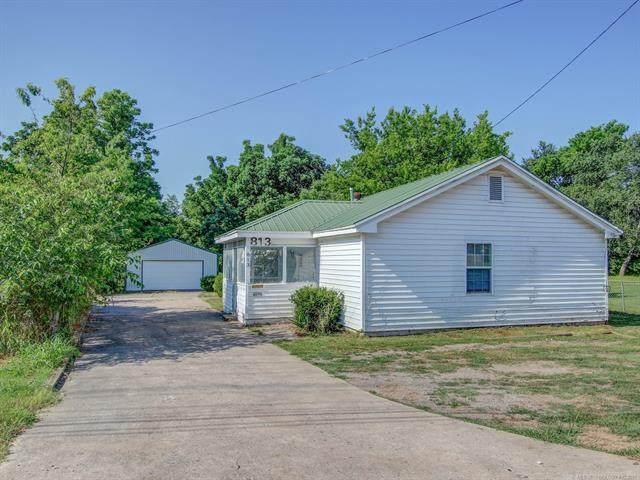 813 W Choctaw Street, Tahlequah, OK 74464 (MLS #2119329) :: 580 Realty