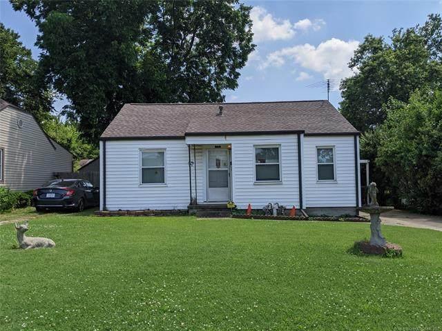 4732 E 6th Street, Tulsa, OK 74112 (MLS #2119354) :: Active Real Estate