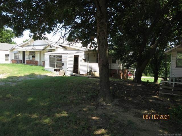 611 W Carl Albert Parkway, Mcalester, OK 74501 (MLS #2119379) :: 580 Realty