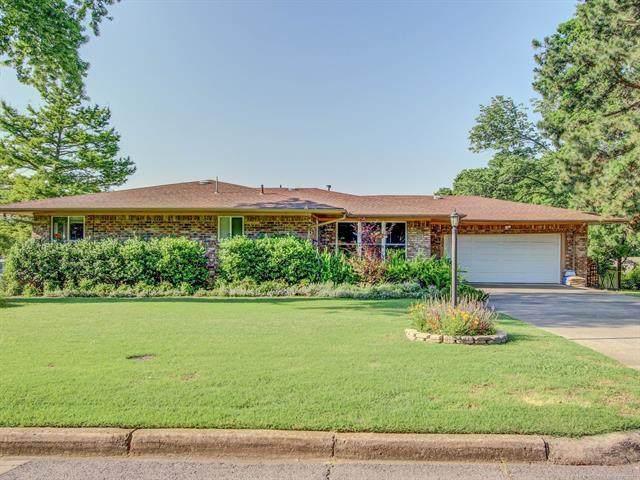 302 E Fuller Street, Tahlequah, OK 74464 (MLS #2119410) :: Active Real Estate