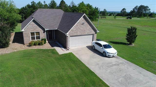 217 Falconhead, Burneyville, OK 73430 (MLS #2119416) :: Owasso Homes and Lifestyle