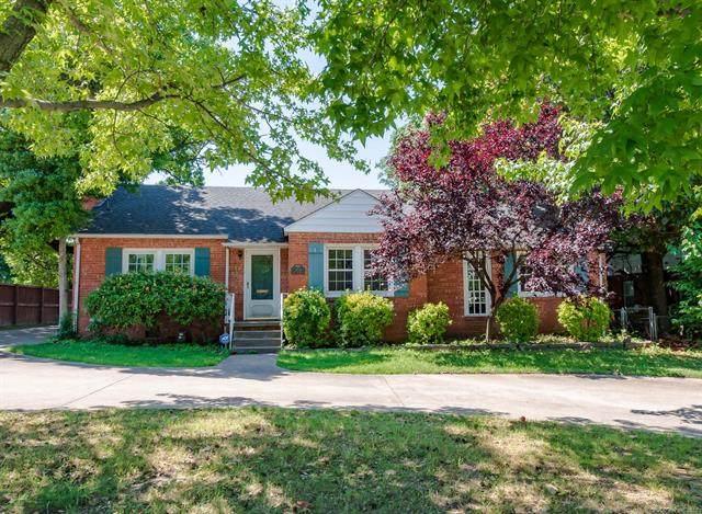 1260 E 30th Street, Tulsa, OK 74114 (MLS #2119441) :: 580 Realty