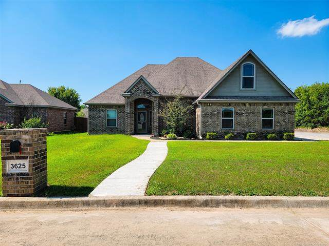 3625 Overland Drive, Durant, OK 74701 (MLS #2119458) :: 580 Realty