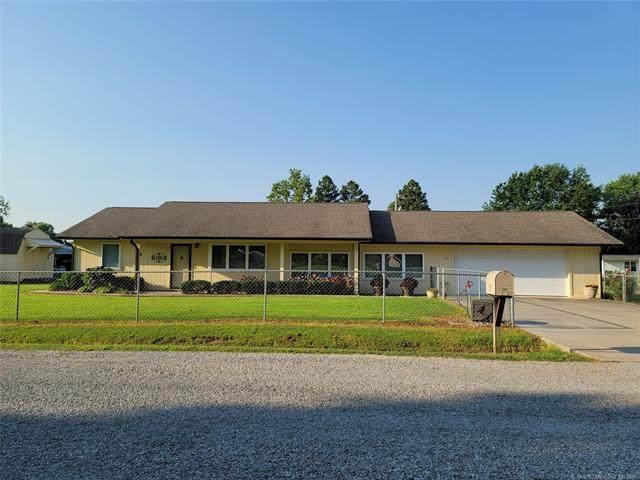 131 W Lakeside Drive, Eufaula, OK 74432 (MLS #2119464) :: Active Real Estate