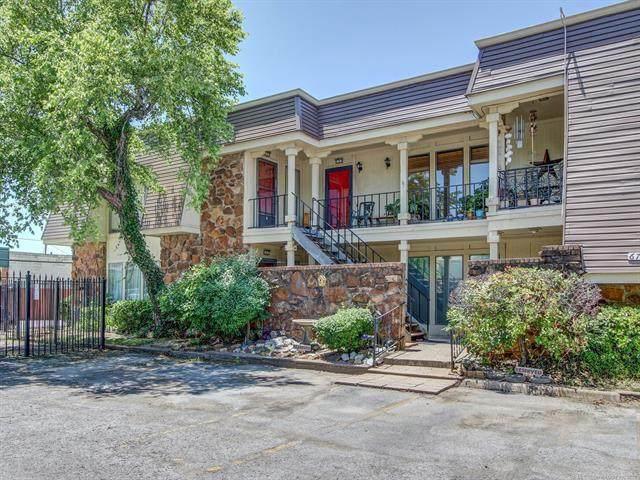 6736 S Lewis Avenue #206, Tulsa, OK 74136 (MLS #2119476) :: Active Real Estate