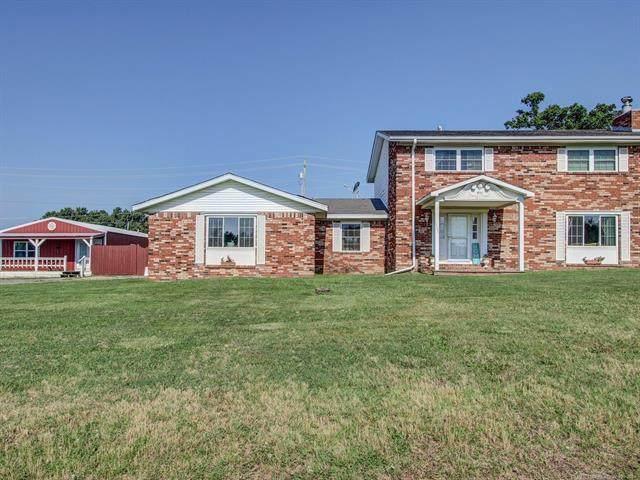 1520 N Heritage Lane, Tahlequah, OK 74464 (MLS #2119477) :: 580 Realty