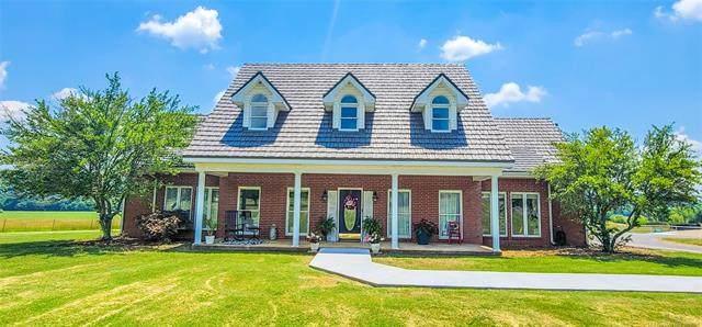2841 Old Savage Road, Hartshorne, OK 74547 (MLS #2119478) :: 918HomeTeam - KW Realty Preferred
