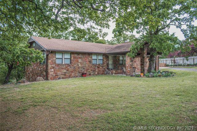 50 Channel Point Road, Eufaula, OK 74432 (MLS #2119506) :: Owasso Homes and Lifestyle