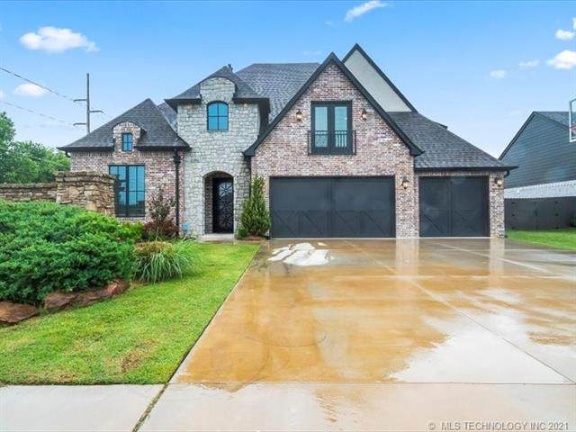 12111 S 105th East Avenue, Bixby, OK 74008 (MLS #2119554) :: Hopper Group at RE/MAX Results