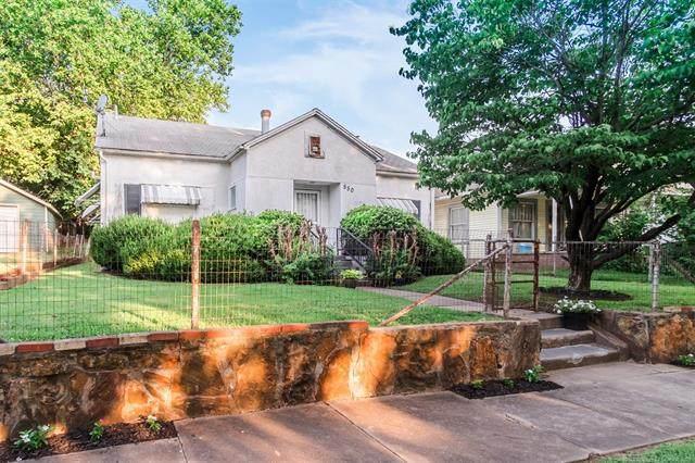 550 N Tacoma Avenue, Tulsa, OK 74127 (MLS #2119578) :: 580 Realty