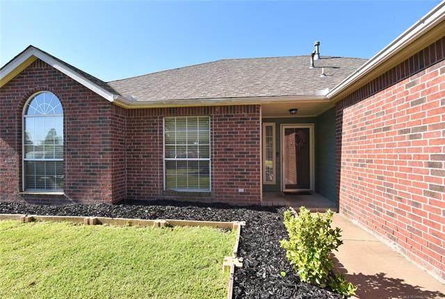 11104 E 118th Court, Collinsville, OK 74021 (MLS #2119673) :: Active Real Estate