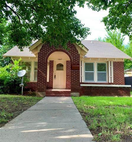 1007 W Hackberry Avenue, Duncan, OK 73533 (MLS #2119674) :: 918HomeTeam - KW Realty Preferred