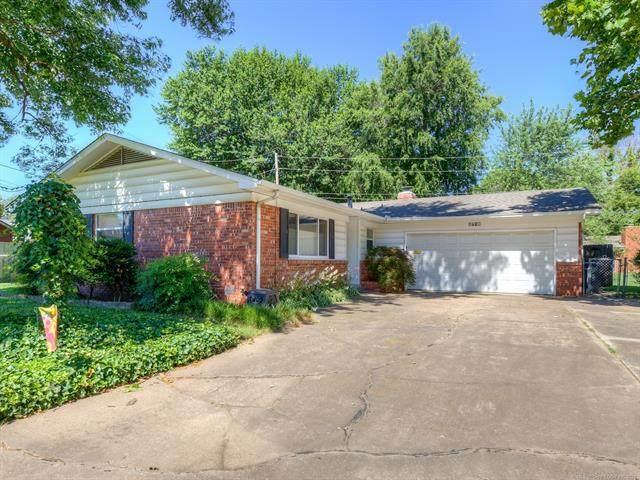 5718 S St Louis Avenue, Tulsa, OK 74105 (MLS #2119705) :: 580 Realty