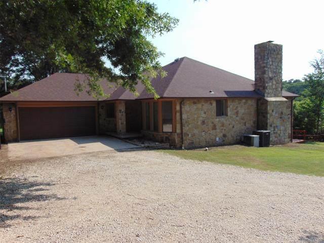 4276 Honey Creek Drive, Davis, OK 73030 (MLS #2119755) :: 580 Realty