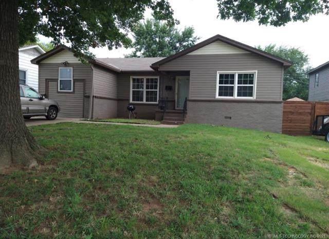 5813 E 21ST Street, Tulsa, OK 74114 (MLS #2119767) :: Hopper Group at RE/MAX Results