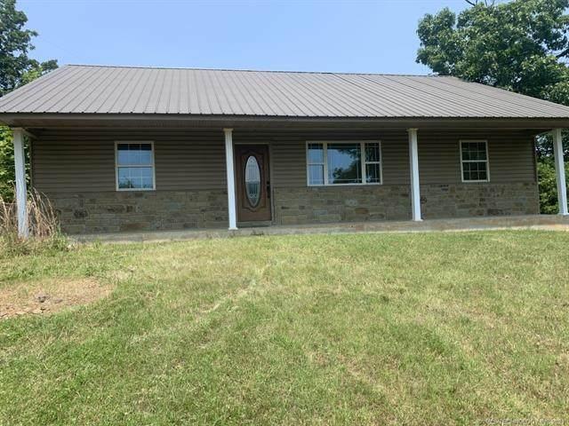 134 750 Street, Stigler, OK 74462 (MLS #2119842) :: Active Real Estate