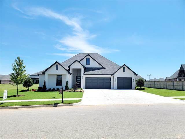12807 S 4th Street, Jenks, OK 74132 (MLS #2119957) :: Active Real Estate