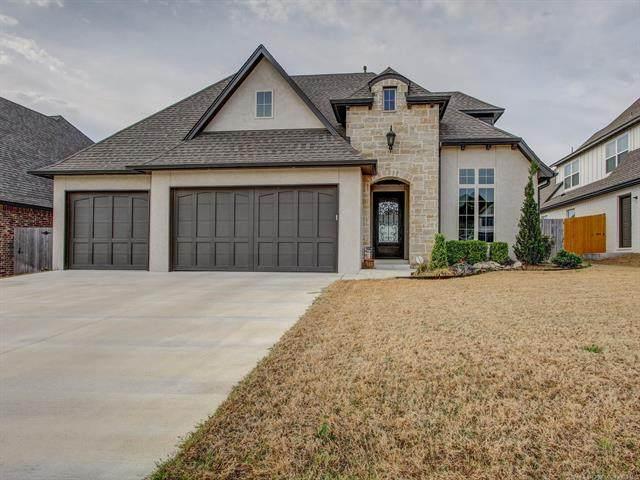 1010 W 87th Street, Tulsa, OK 74132 (MLS #2120042) :: Active Real Estate
